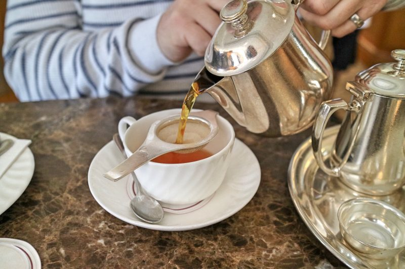 Bettys Afternoon Tea, Harrogate