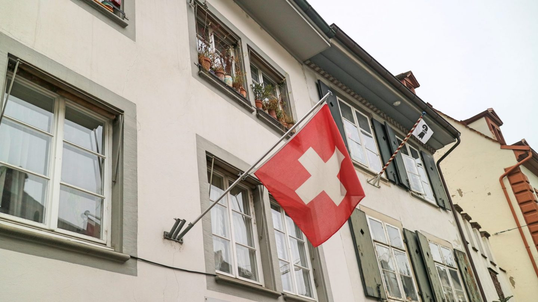 Swiss Flag, Basel