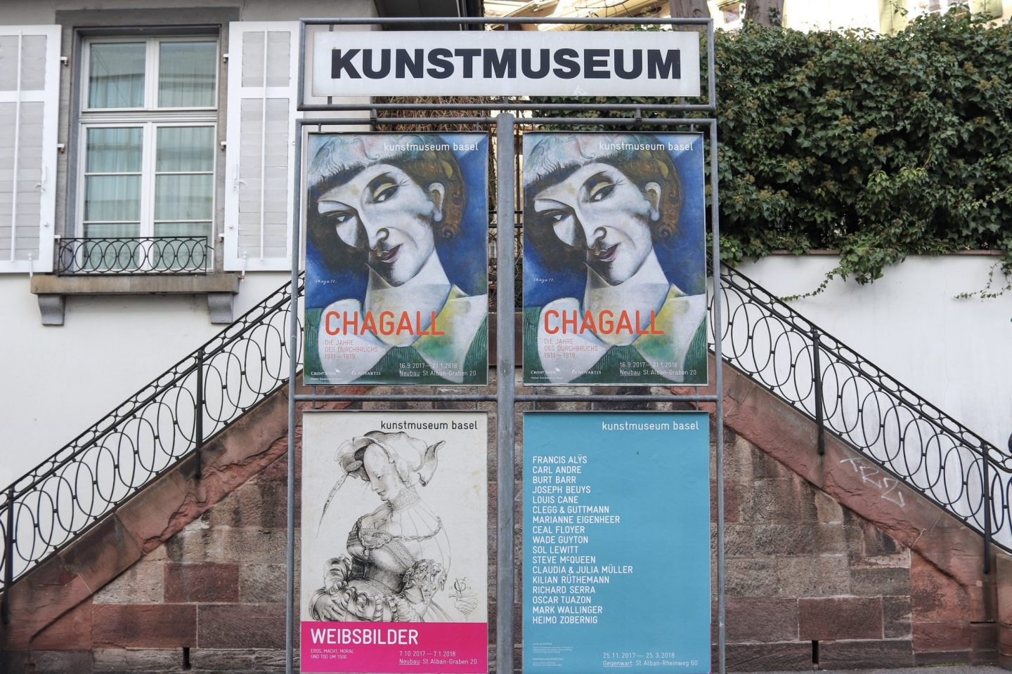 Museums in Basel, Switzerland
