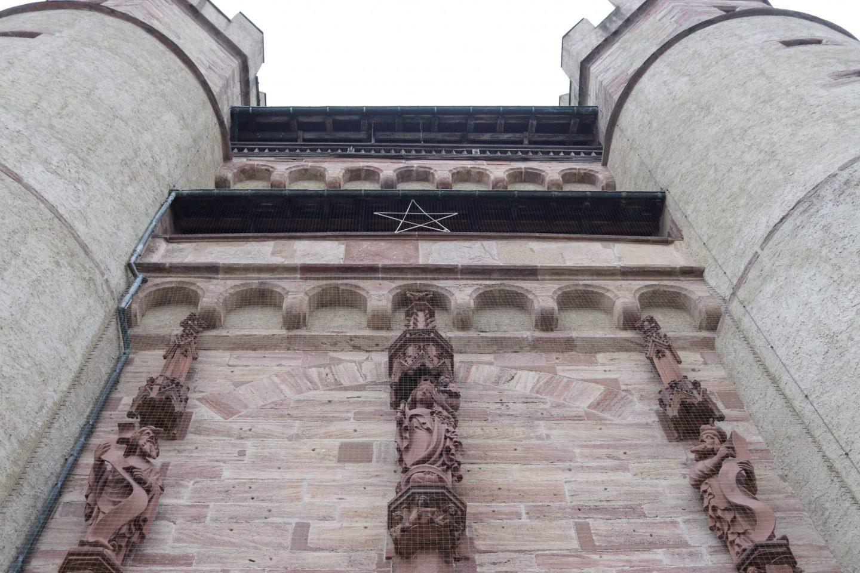 Spalentor, Basel, Switzerland