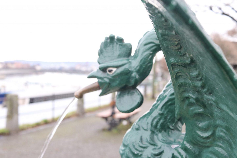 Dragons in Basel