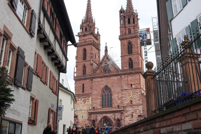 Basel Munster, Switzerland