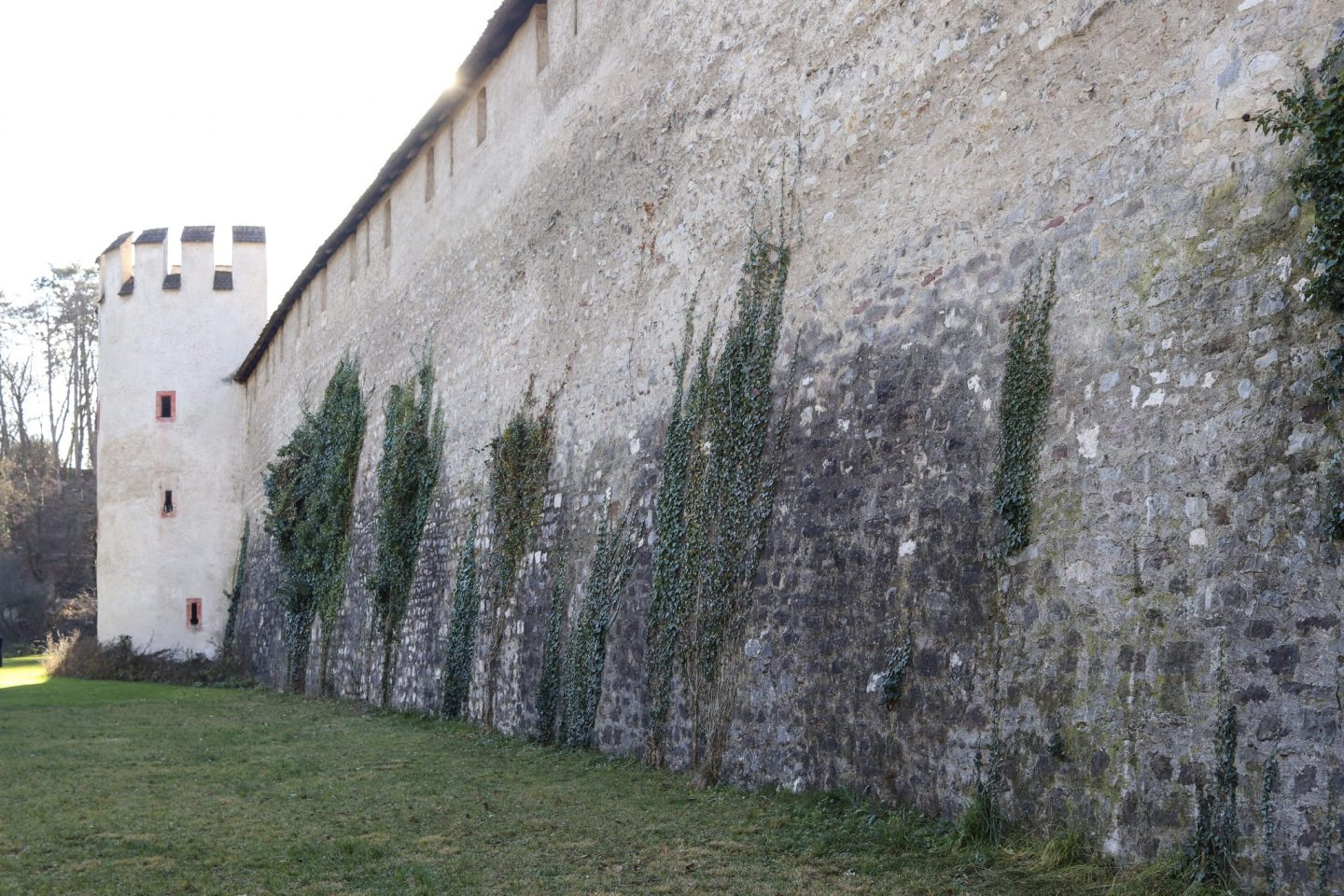 Basel City Walls, Switzerland