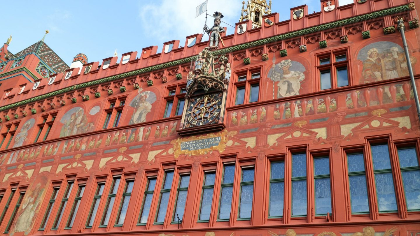 Basel Town Hall, Switzerland
