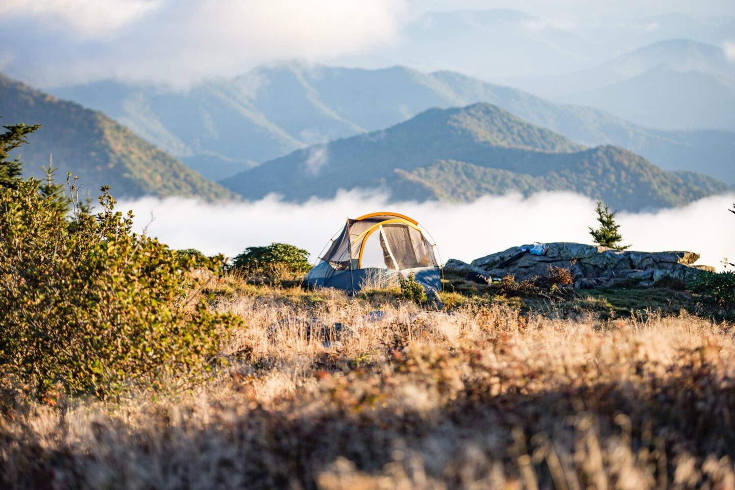 Going Camping? 5 Places to Put on Your Bucket List