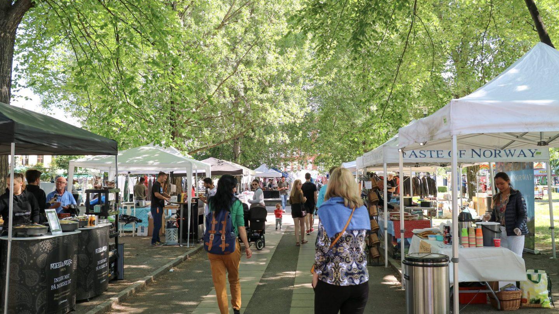 Grünerløkka Market, Oslo