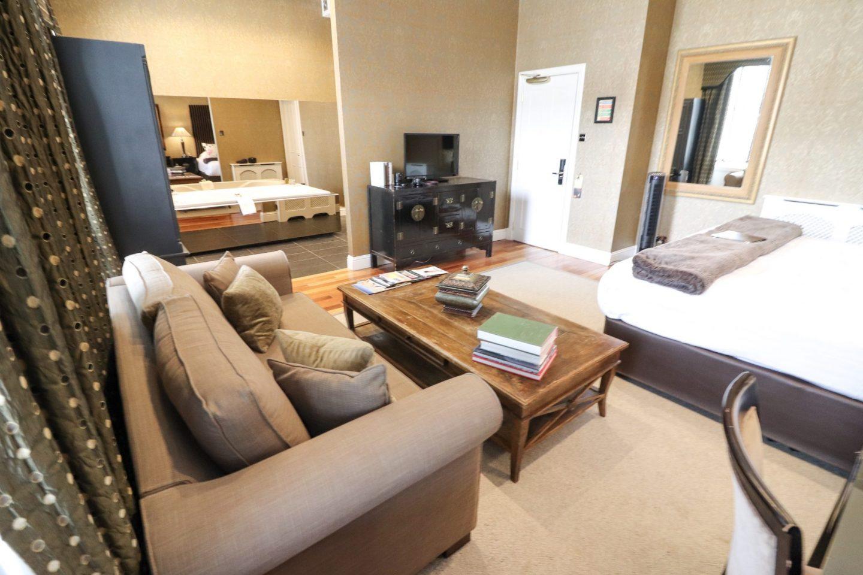 Suite at Nira Caledonia, Edinburgh