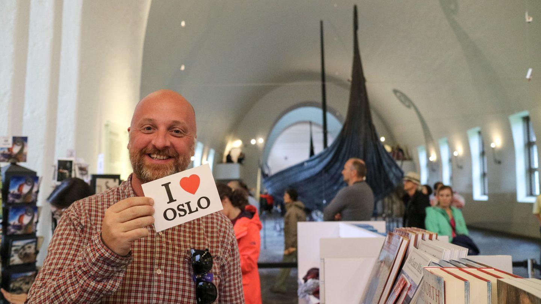 Mr ESLT Loves Oslo
