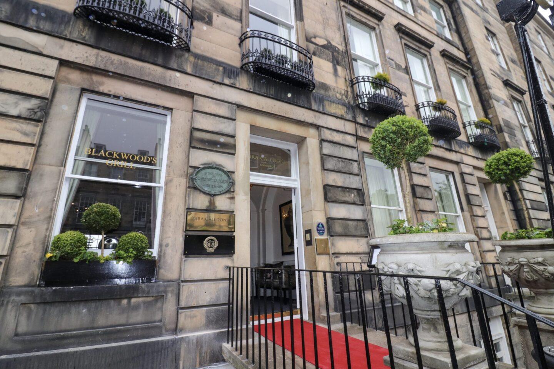 Scotland: An Exquisite Stay at Nira Caledonia, Edinburgh