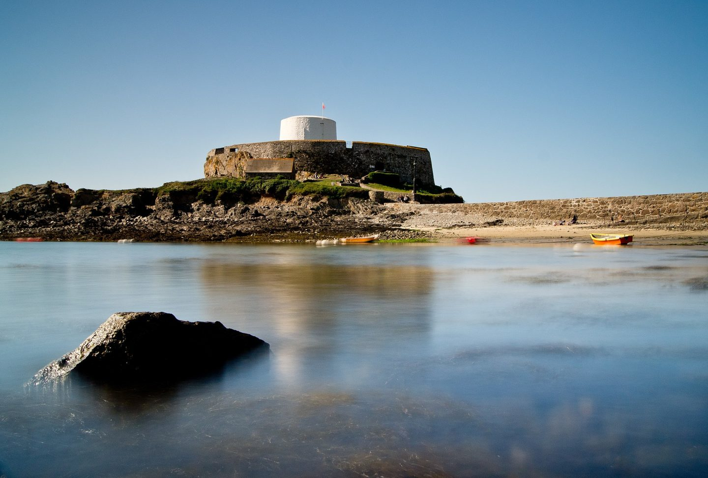 Fort Grey, Guernsey