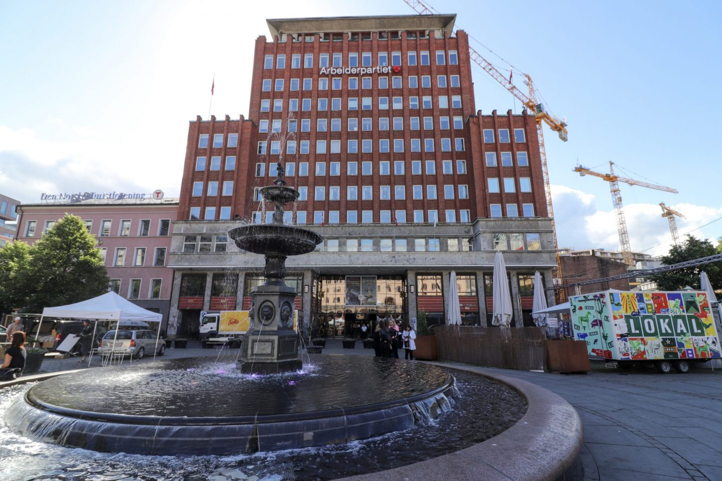 Youngstorget, Oslo, Norway