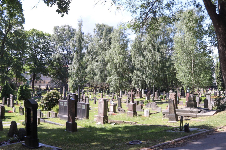 Cemetery Grünerløkka, Oslo
