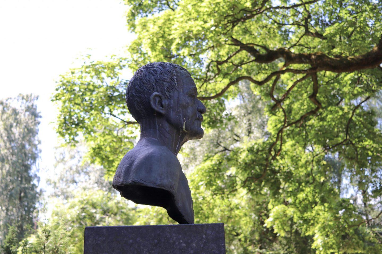 Edvard Munch Grave Grünerløkka, Oslo