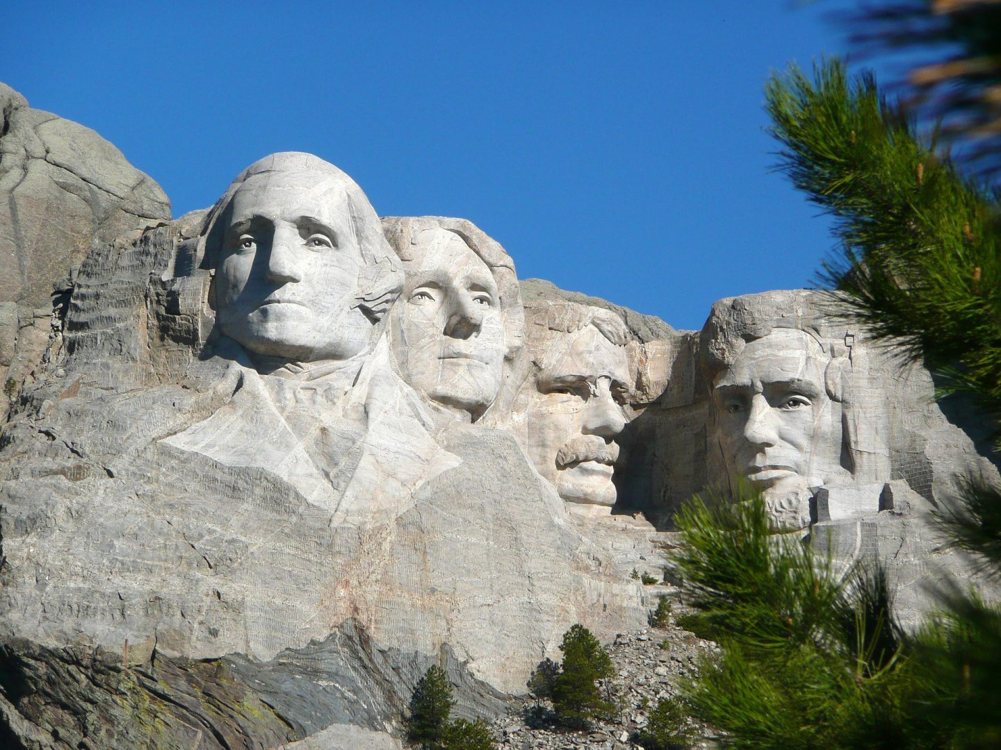 Mount Rushmore, USA