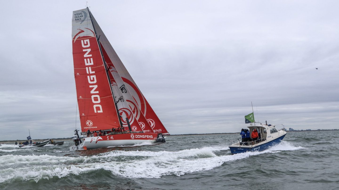 Volvo Ocean Race, The Hague, The Netherlands