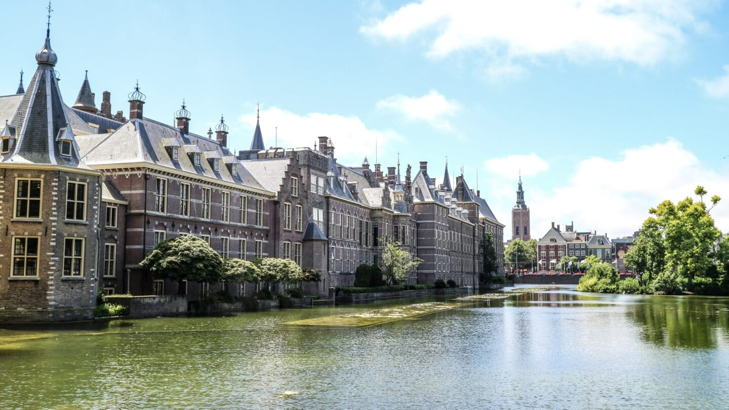 The Netherlands: The Two Halves of The Hague
