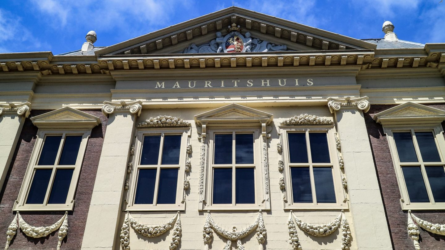 Mauritshuis, The Hague, The Netherlands