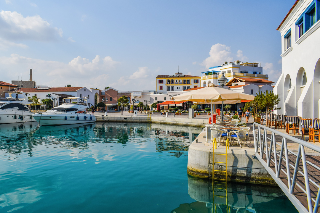 Limassol Old Port, Cyprus
