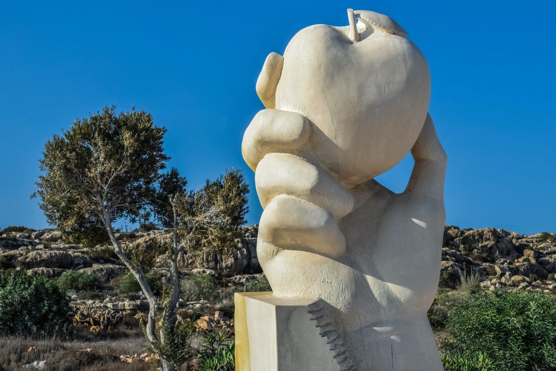 Ayia Napa Sculpture Park, Cyprus
