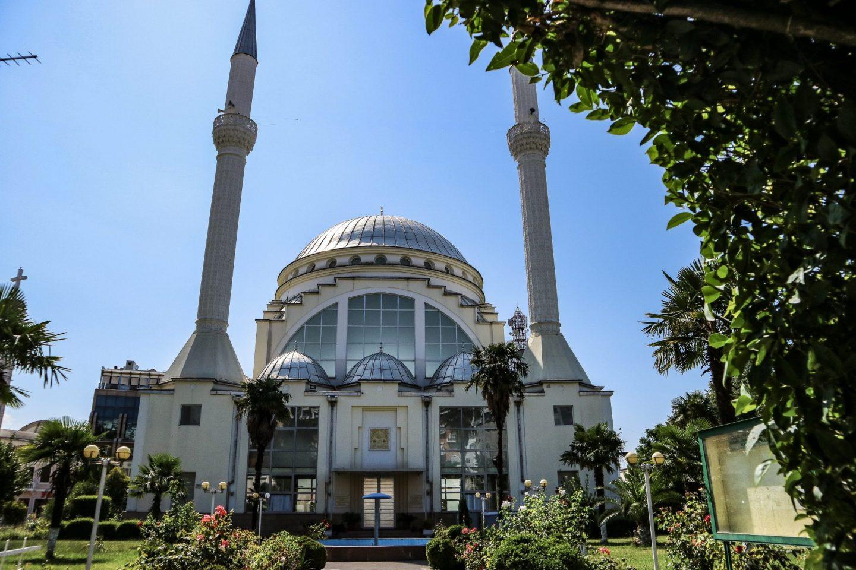 Al-Zamil Mosque, Shkoder, Albania