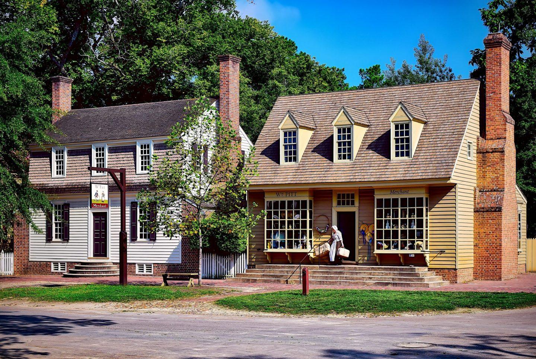 Colonial Williamsburg, Virginia, USA
