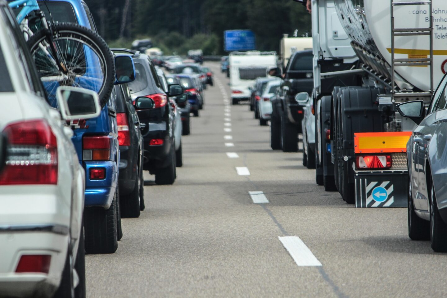 UK: Taking a Staycation? Avoid the Gridlock