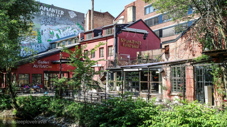 Grünerløkka, Oslo, Norway