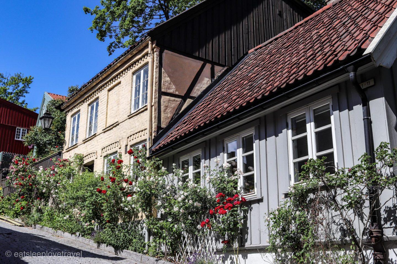 Damstredet&Telthusbakken, Oslo, Norway