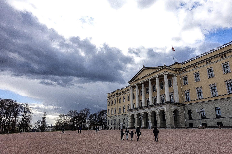 Oslo Royal Palace, Norway