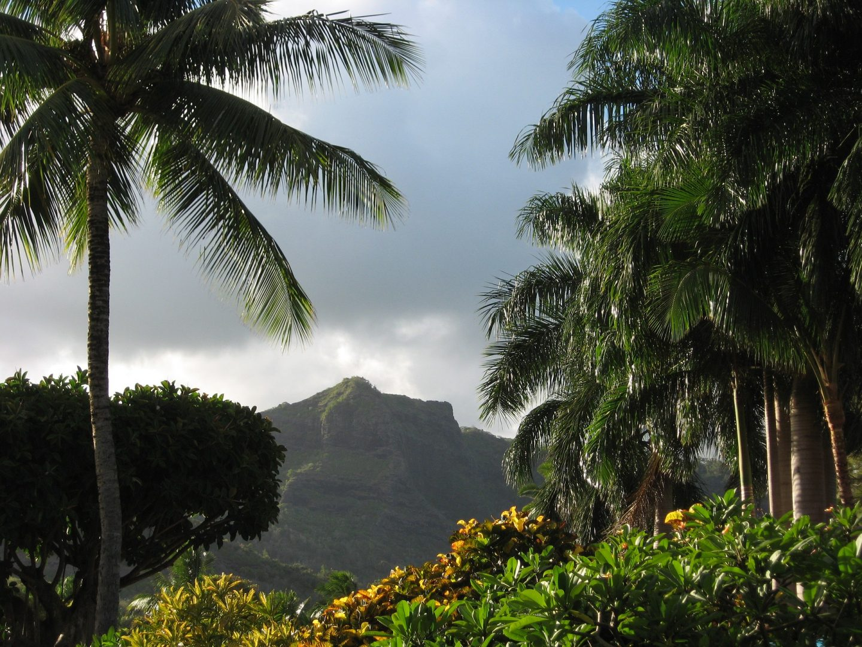 Kauai, Hawaiian Island