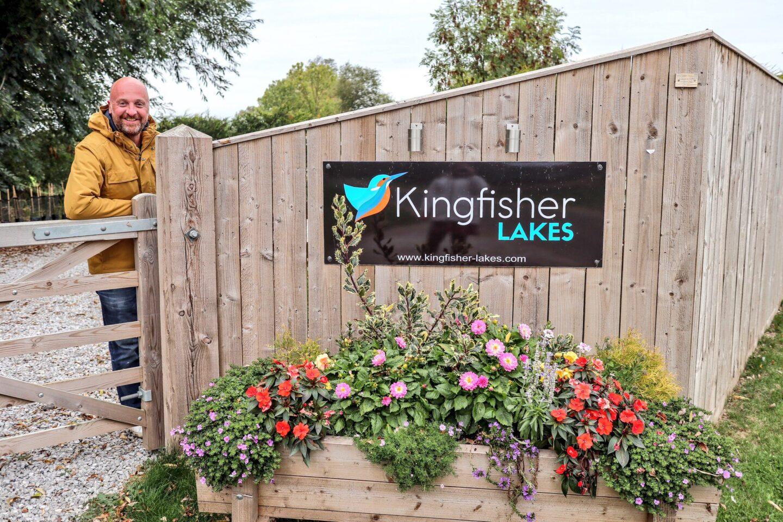 England: Glamping at Kingfisher Lakes, Yorkshire