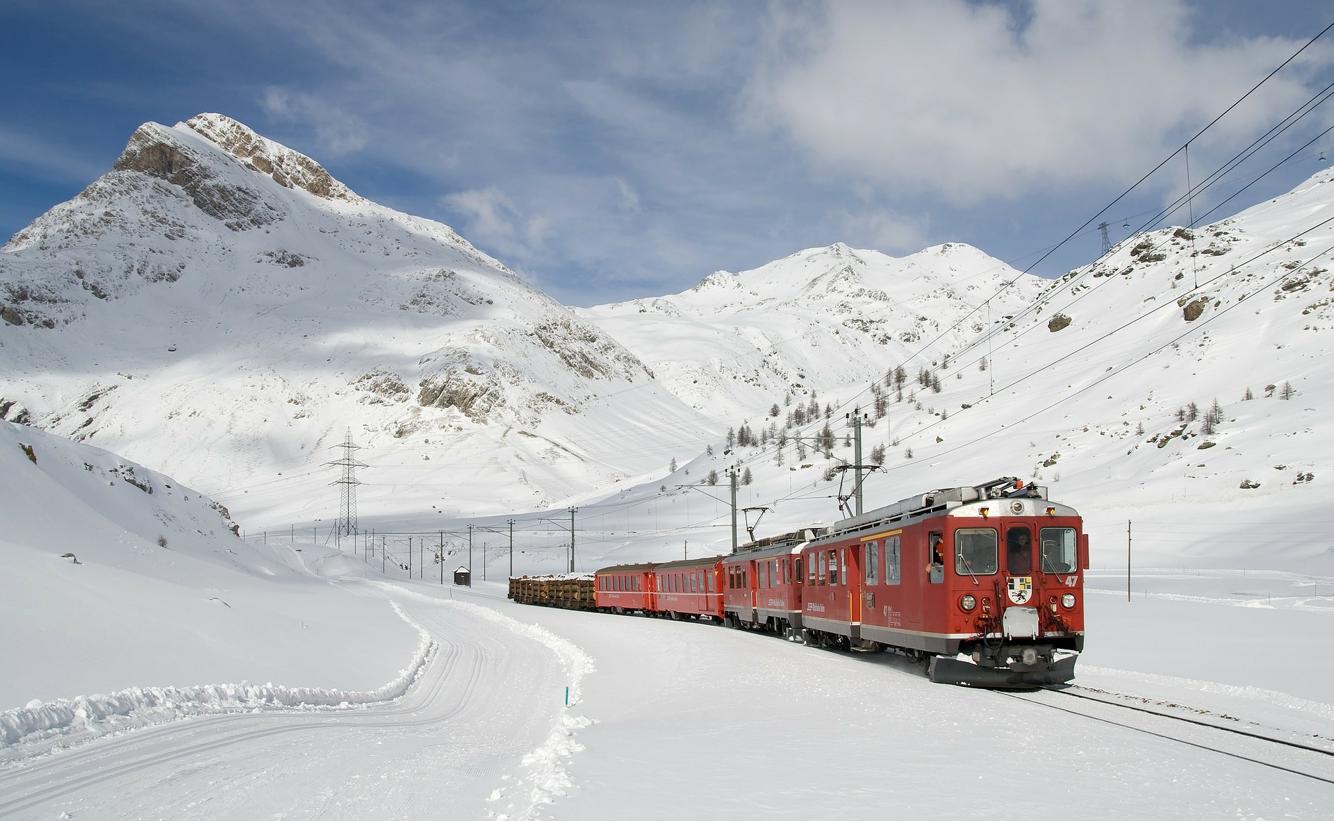 Switzerland Travel Pass on The Railway