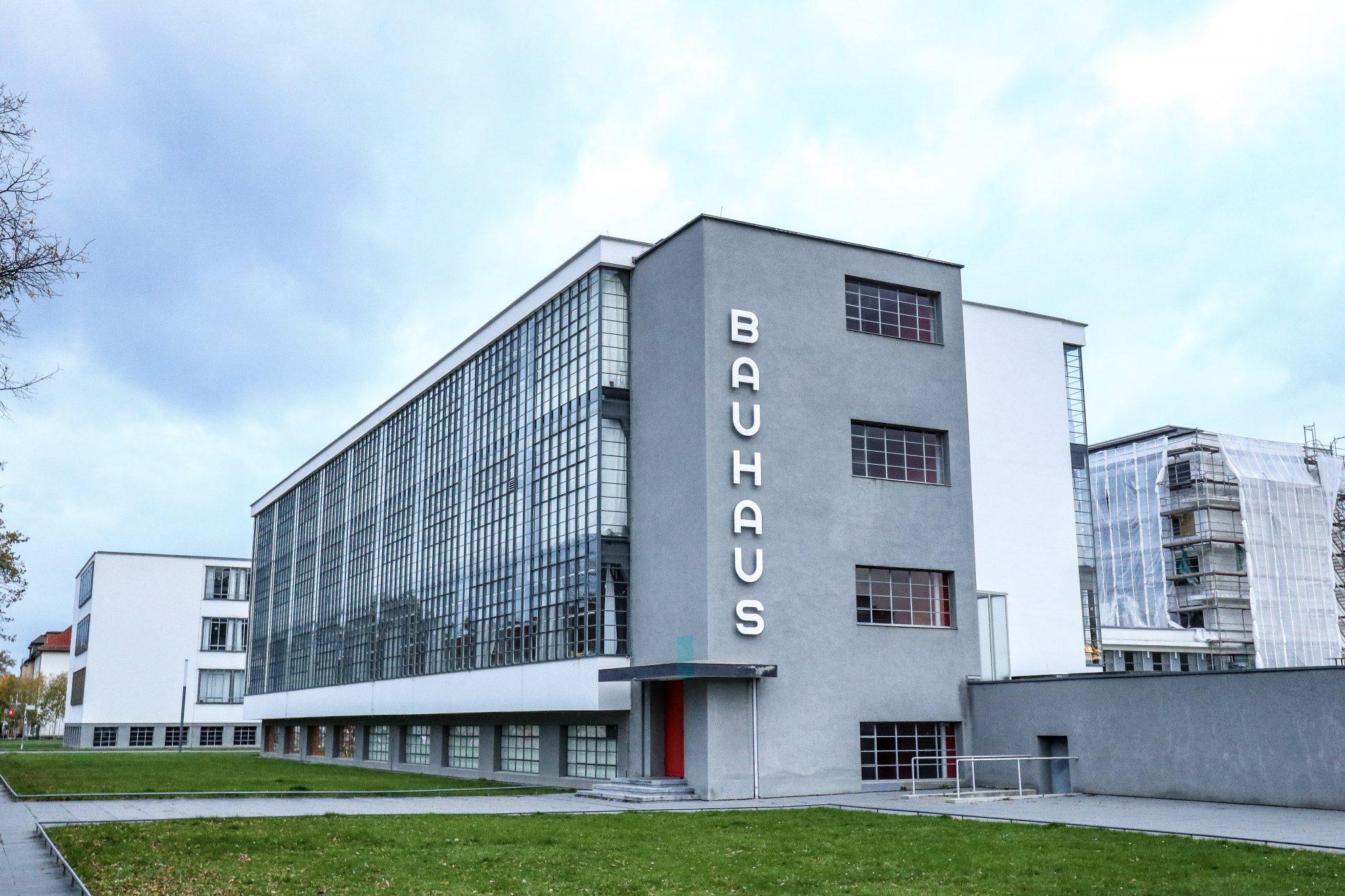 Bauhaus Building, Dessau, Germany
