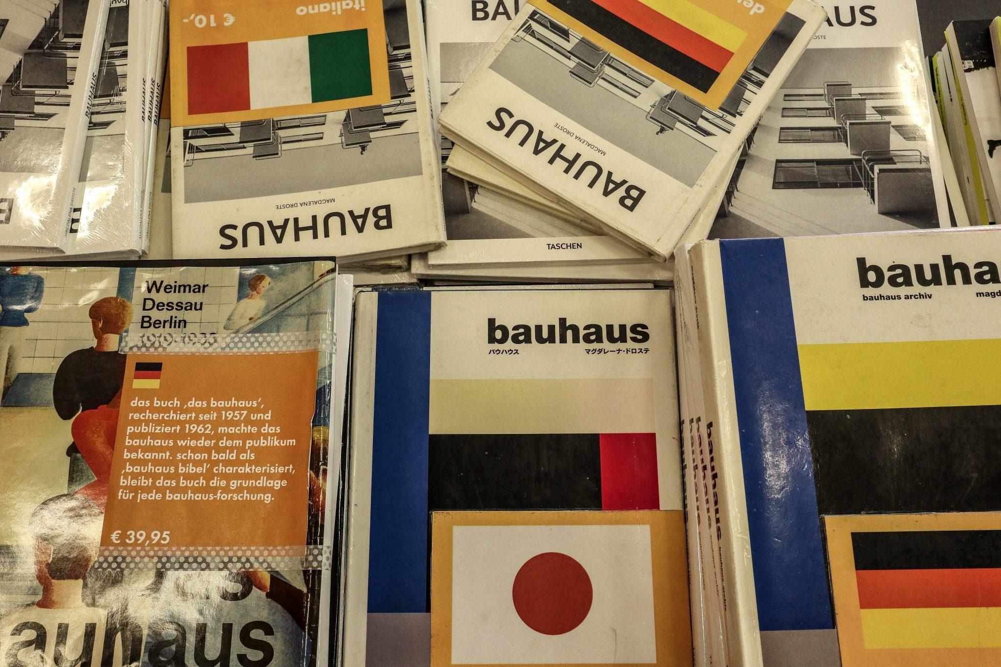 Bauhaus Books, Berlin