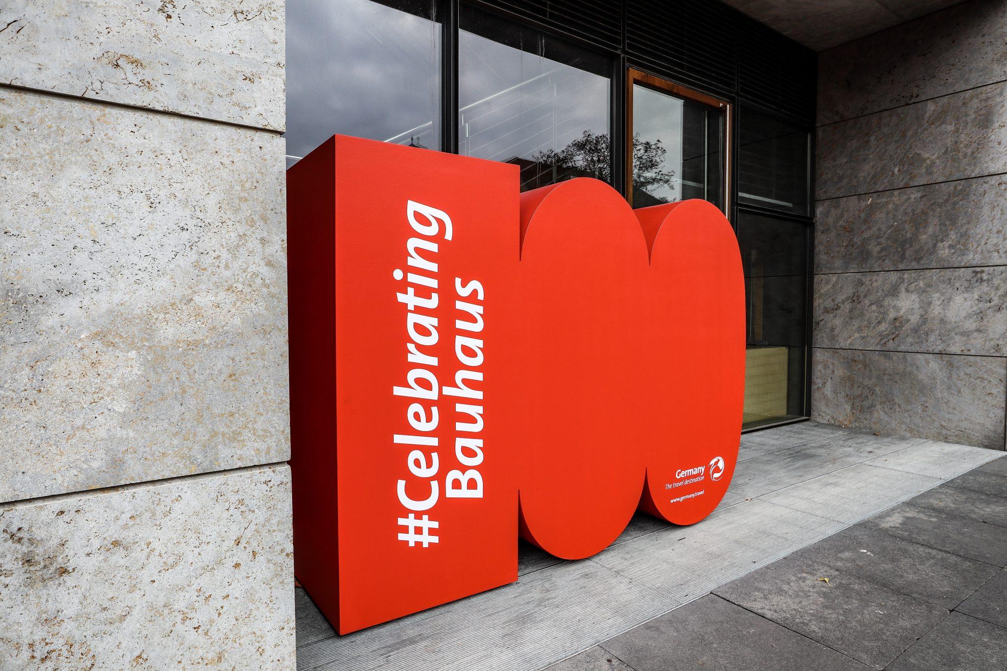 Bauhaus Centenary 2019 in Germany