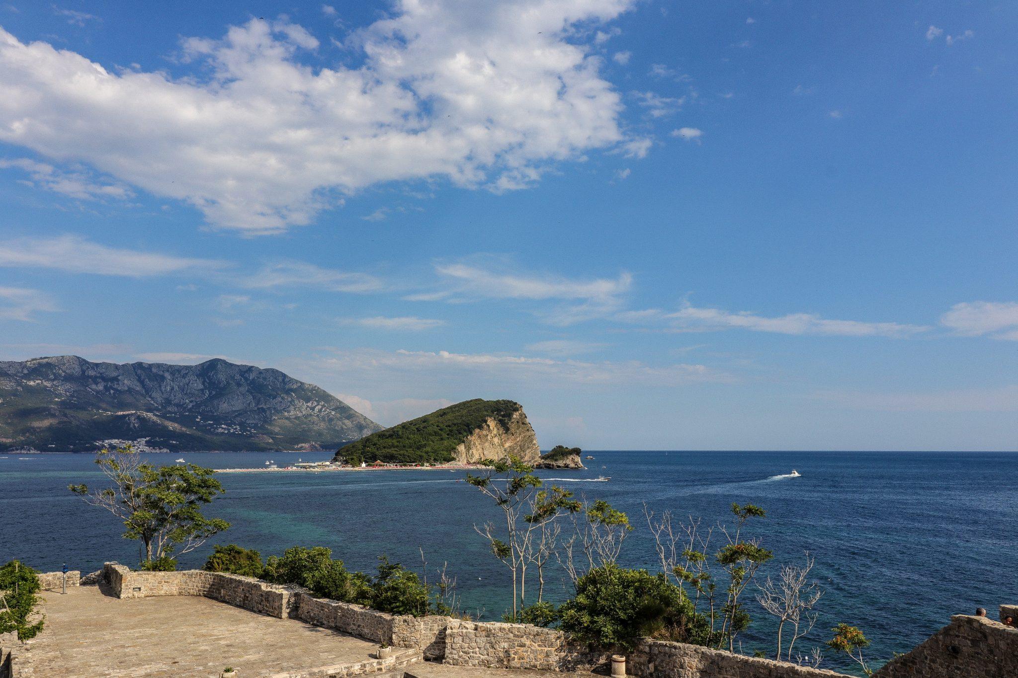 St Nikola Island, Budva, Montenegro