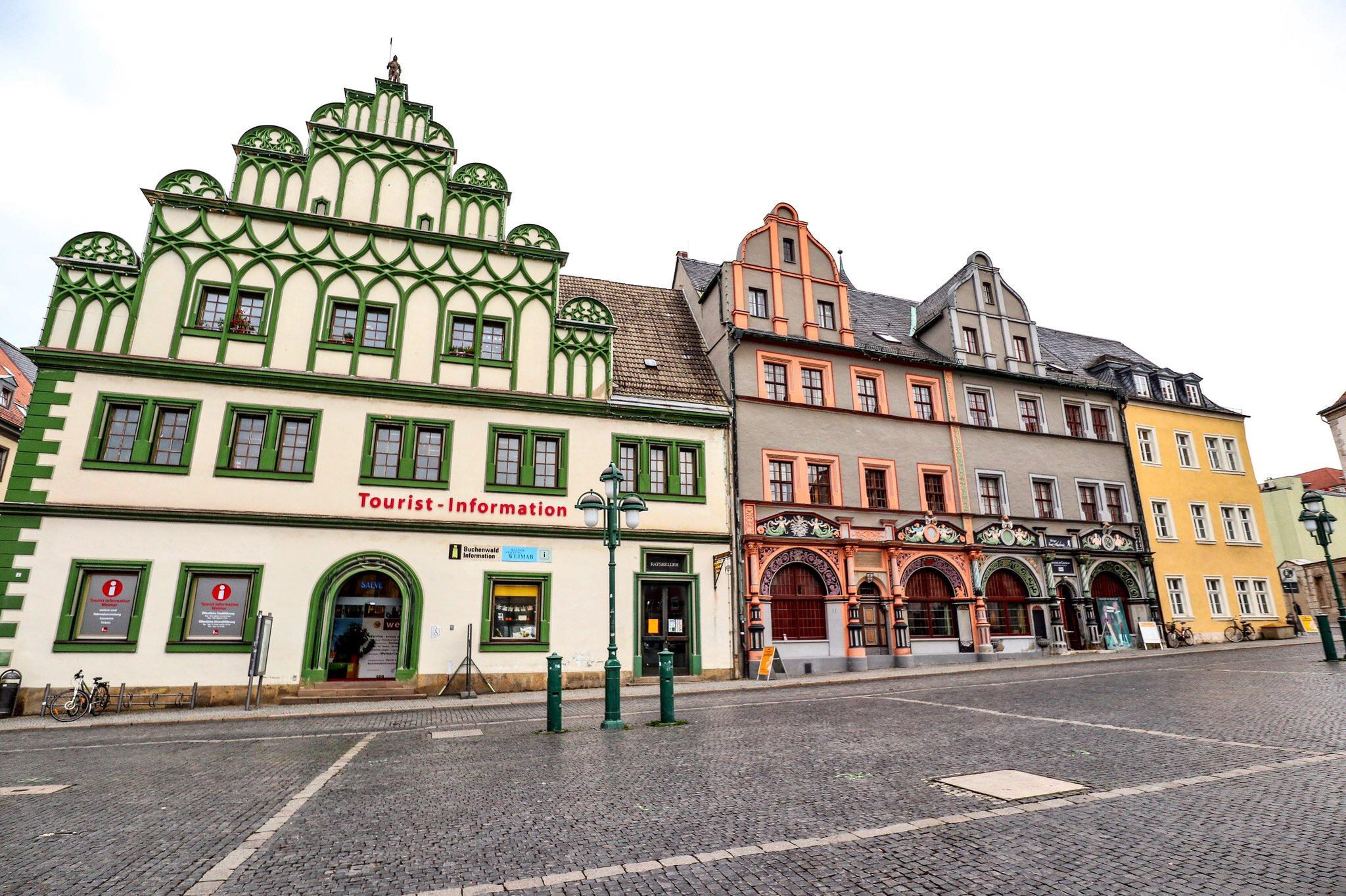 Weimar Tourist Information Centre, Germany
