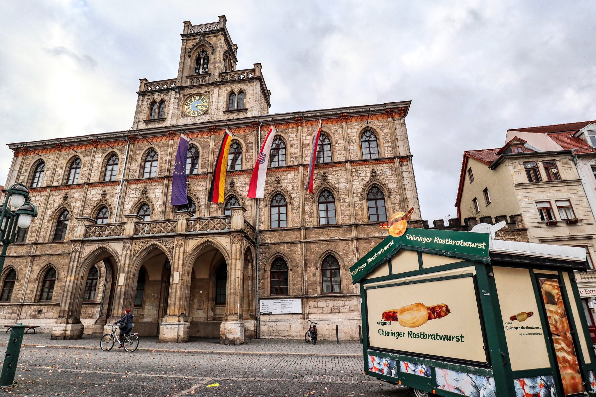 Weimar Town Hall, Germany