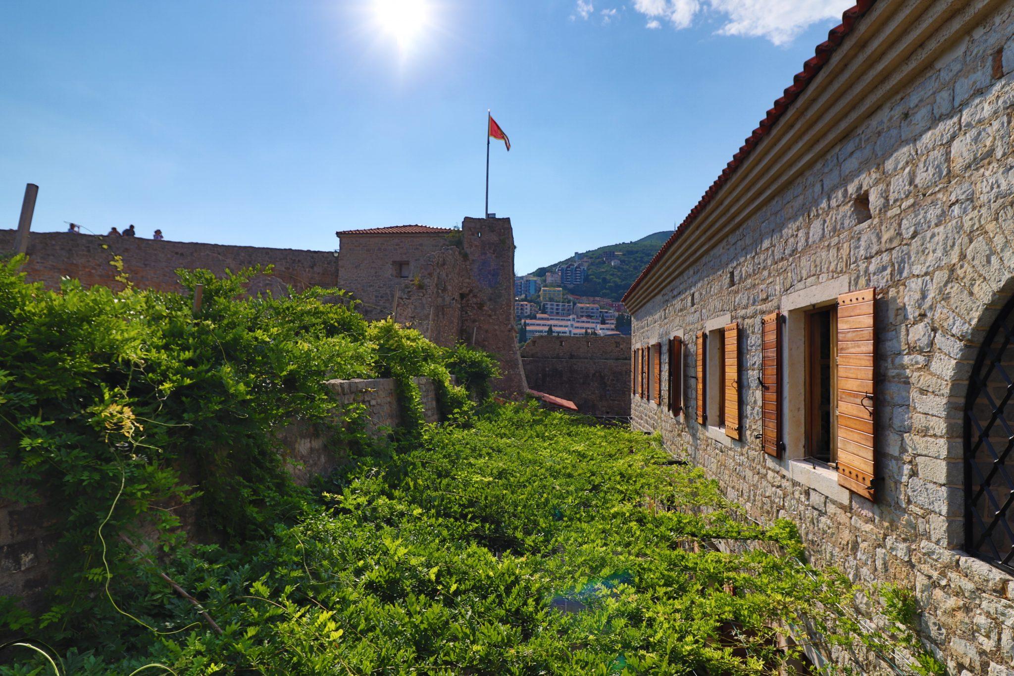 Budva Castle, Montenegro