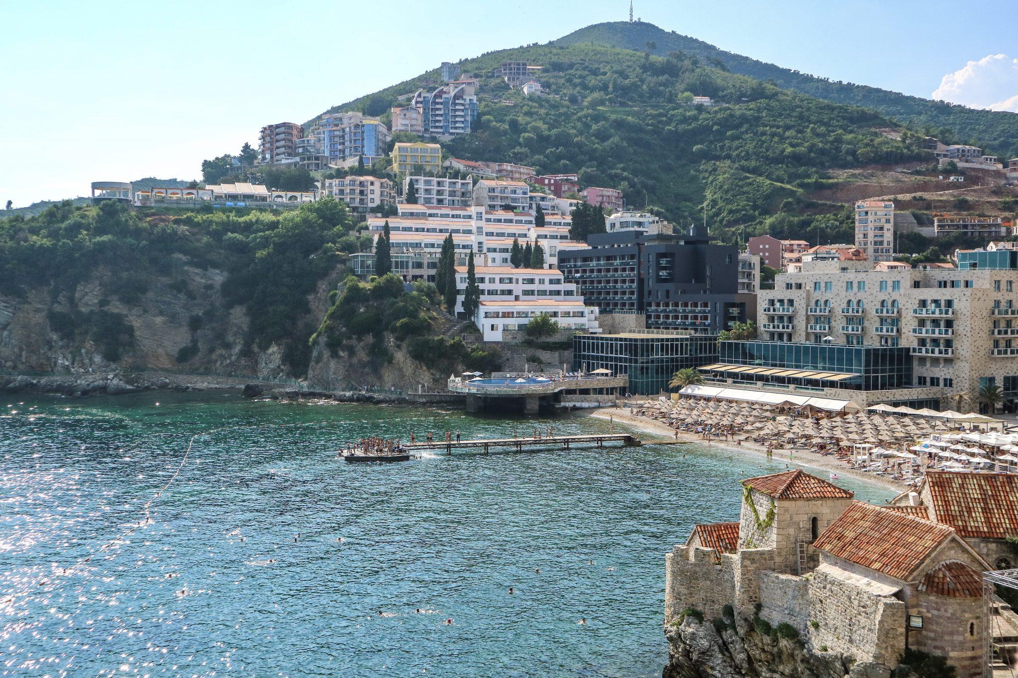 Avala Resort & Villas, Budva, Montenegro