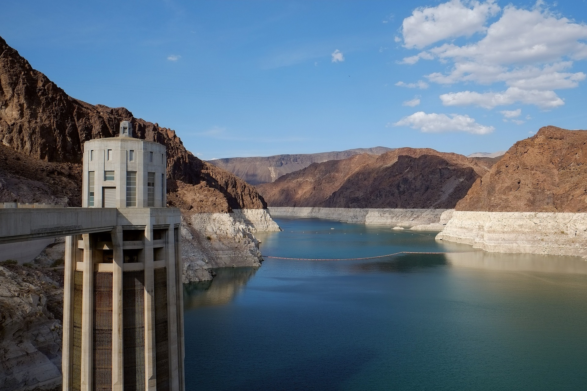 The Hoover Dam, USA