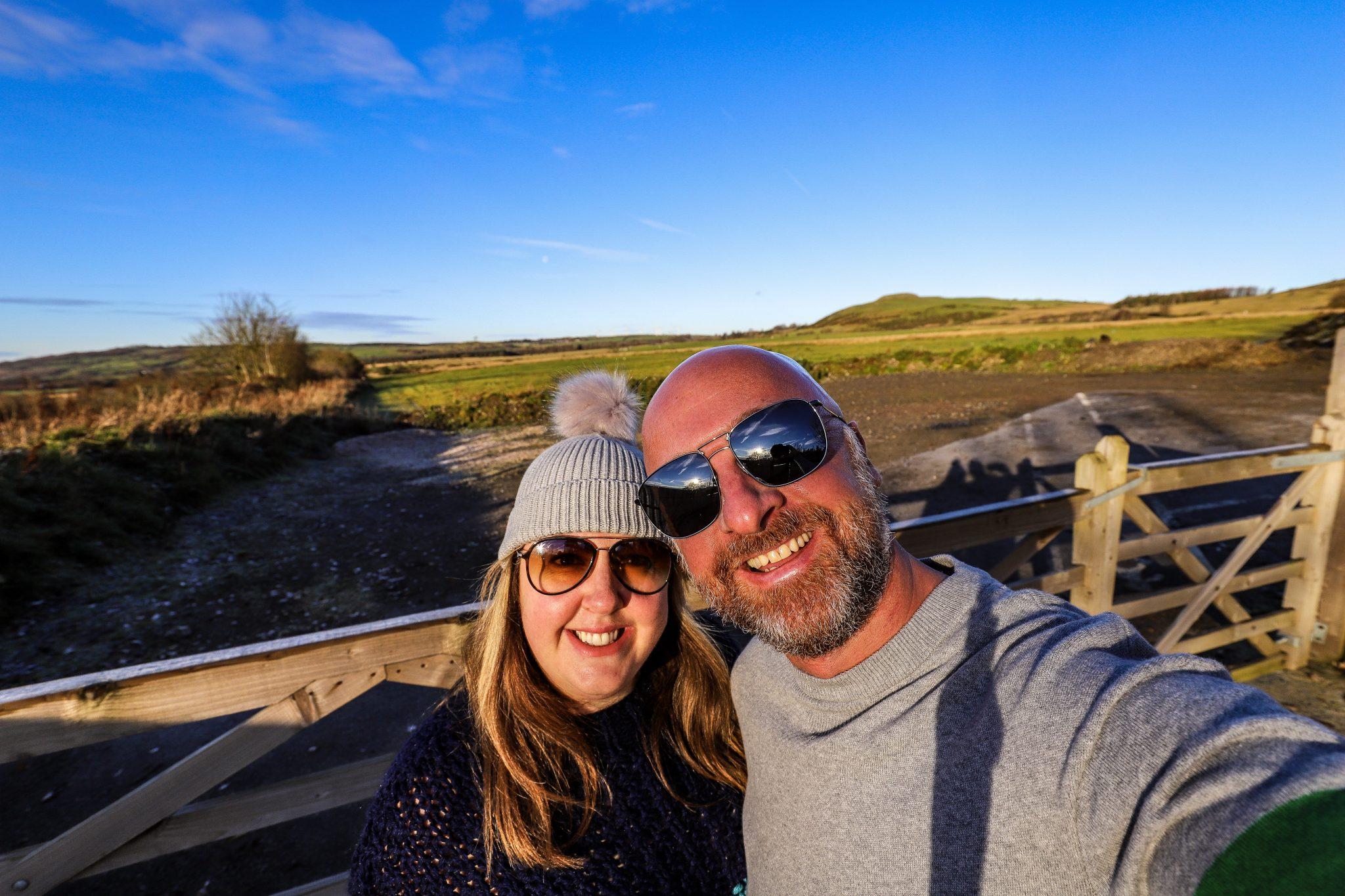 Vicky & Mr ESLT at Keswick Reach Lodge Retreat, The Lake District