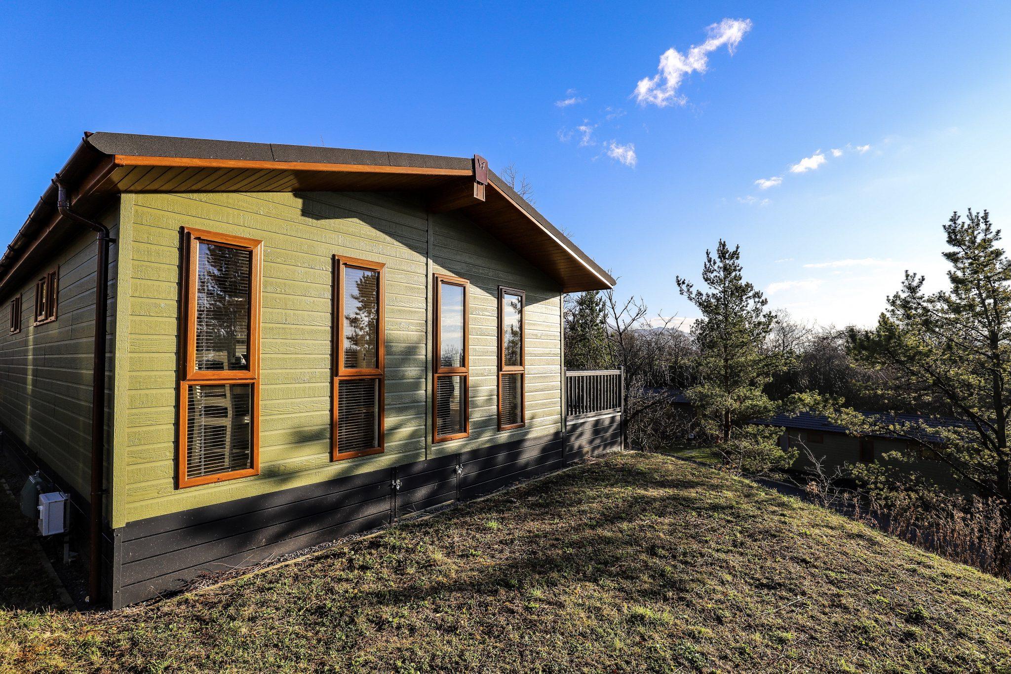 Keswick Reach Lodge Retreat Lodge, The Lake District