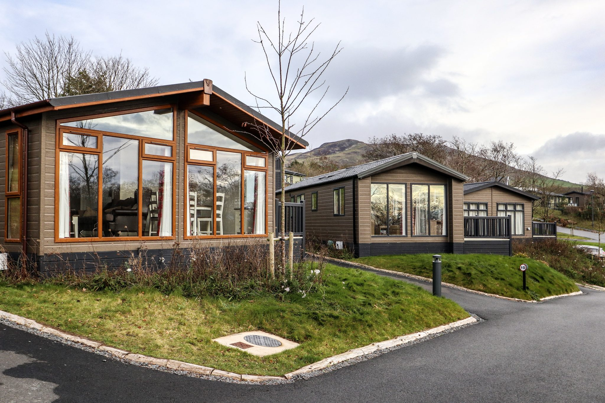Lodges at Keswick Reach Lodge Retreat, The Lake District