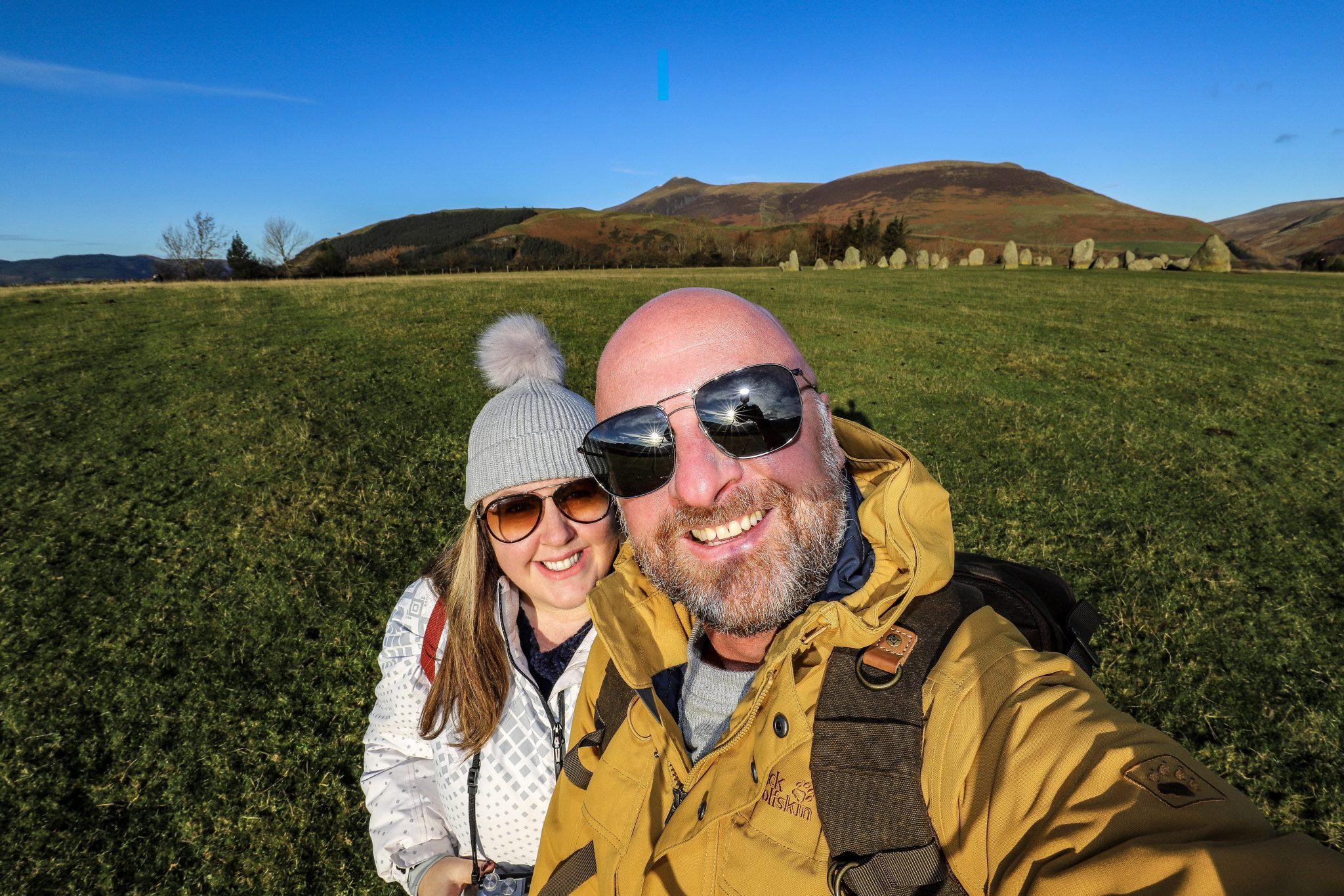 Castlerigg Stone Circle, The Lake District
