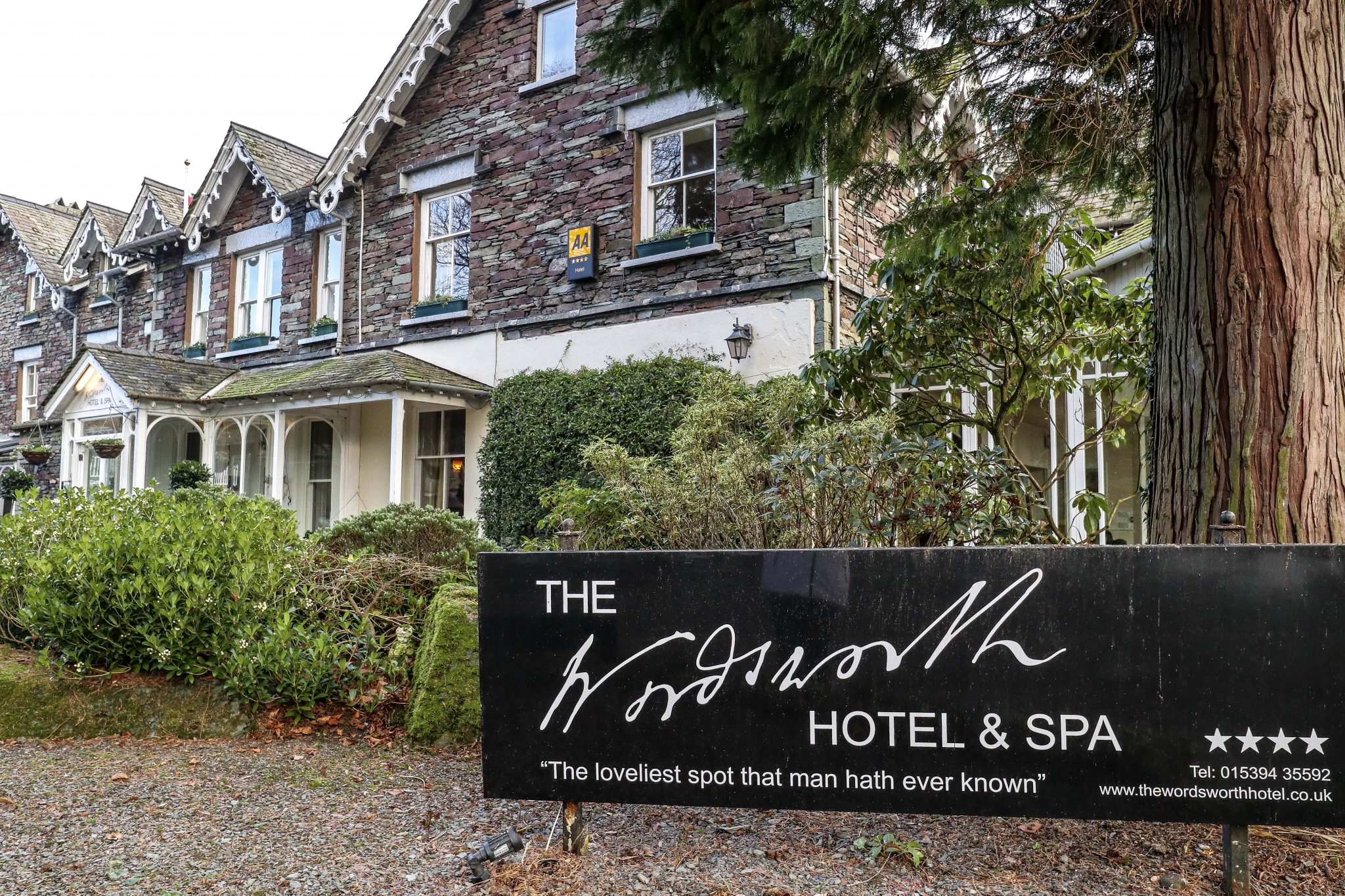 The Wordsworth Hotel & Spa, The Lake District