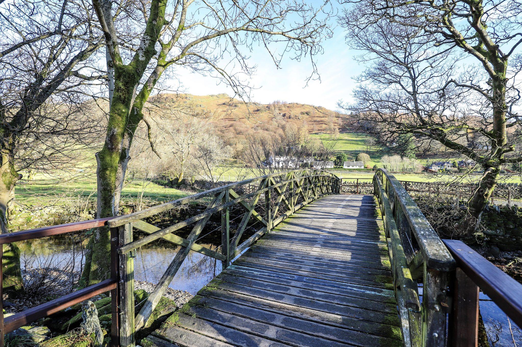 Grasmere, The Lake District, England