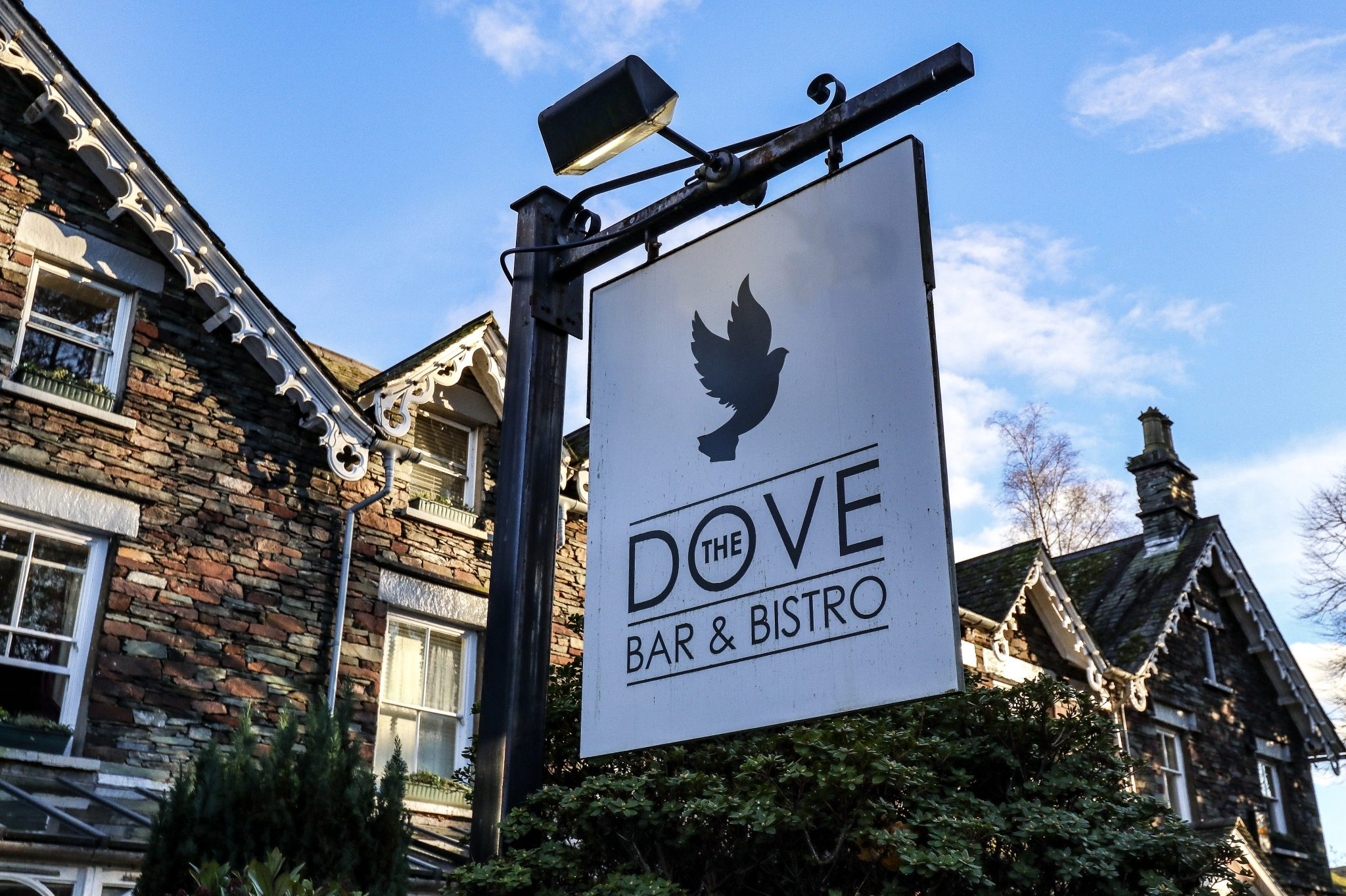 The Dove Bistro at The Wordsworth Hotel & Spa, Grasmere, The Lake District