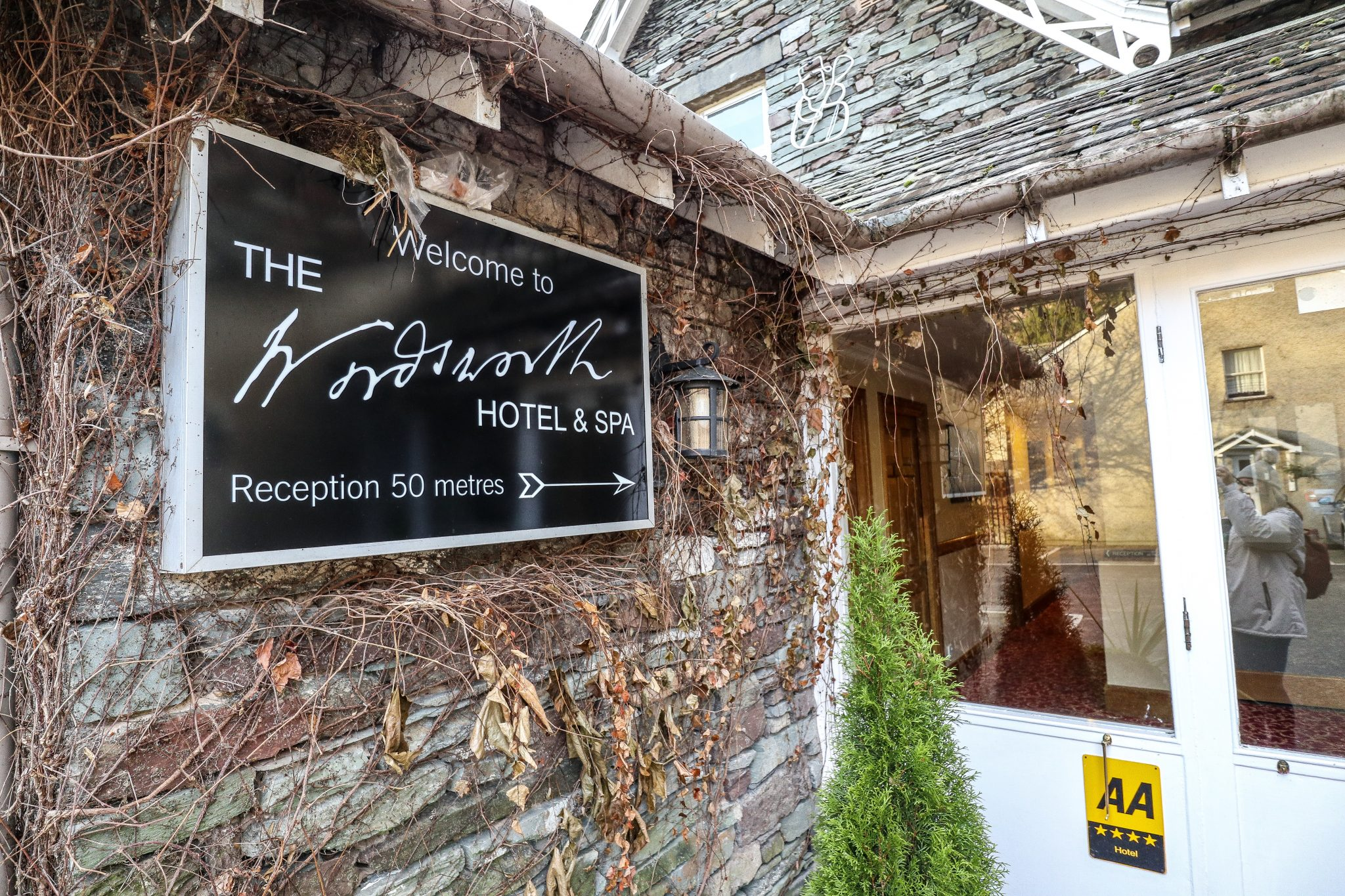 The Wordsworth Hotel & Spa, Grasmere, Lake District, England
