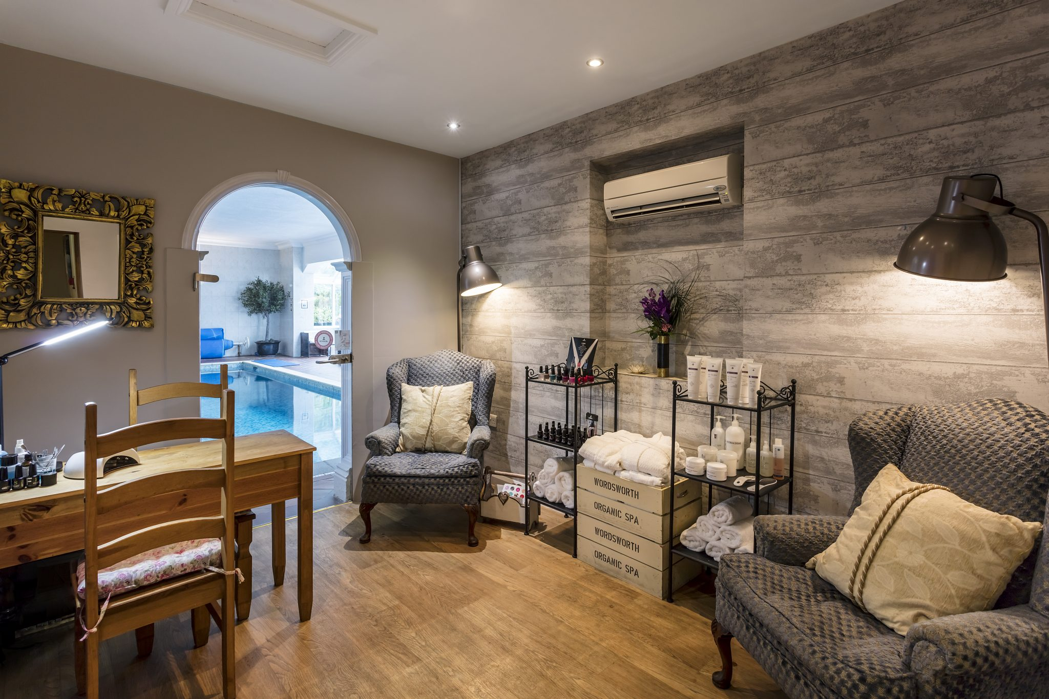 Spa at The Wordsworth Hotel & Spa, Grasmere, Lake District